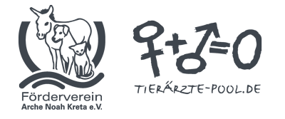 Logo Tierarztepool Förderverein Arche Noah Kreta e.V